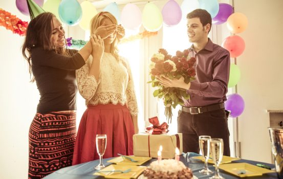 How To Organize A Birthday Party For Your Friend ?